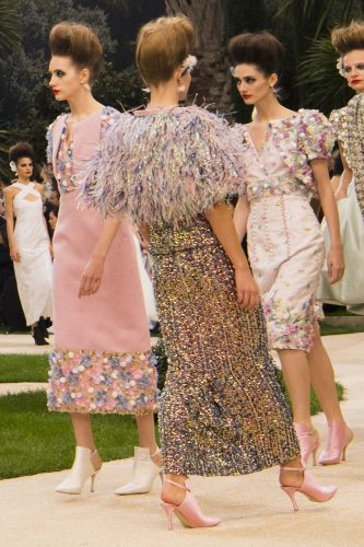 Chanel: Couture SS19