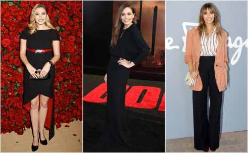 Mary-Kate and Ashley, Who? See Elizabeth Olsen's Stunning Transformation From Teen to Timeless