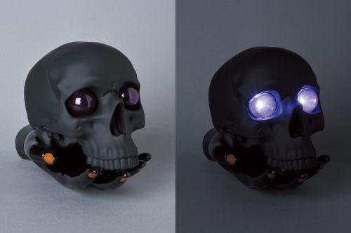 UNDERCOVER and P.A.M. Reunite for Another Death-Themed Lamp