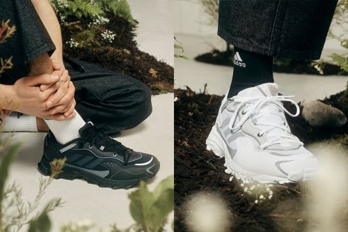 "Adidas Strips ""Gardening Club"" Collection Back for Black & White Release"
