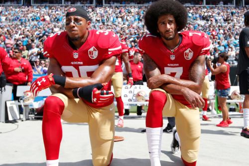 Colin Kaepernick & Eric Reid Settle Collusion Complaint Against NFL