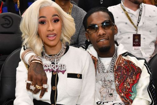 "Cardi B Addresses Offset Split, ""I'm Not Doing This for Publicity"""