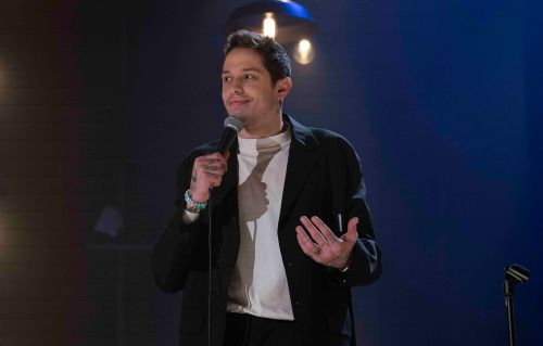 Pete Davidson's handsy 'gay dude' joke from Netflix special sparks outrage