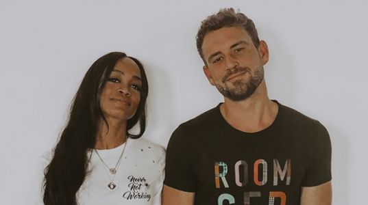Rachel Lindsay Admits to Nick Viall She Tried to Quit 'Bachelor' 3 Times: 'I Was Like Why Am I Even Here?'