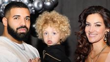 Drake Shares First Photo Of 'Beautiful' 2-Year-Old Son Adonis