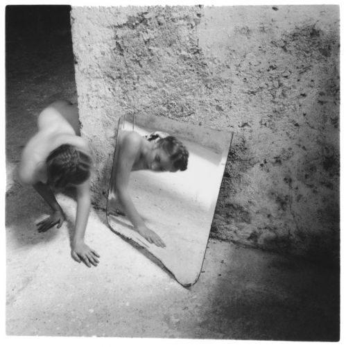 How Photographer Francesca Woodman Came Into Her Own in Italy
