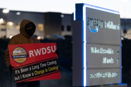 Amazon Union Drive in Alabama Fails Amid Union-Busting Controversies