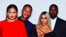 Chrissy Teigen Talks Keeping Things 'Civil' With Kanye West After Trump Clash