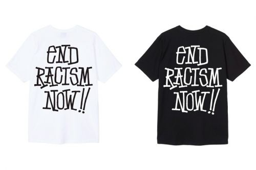 Stüssy Stands Firm Against Systemic Racism With Special Release