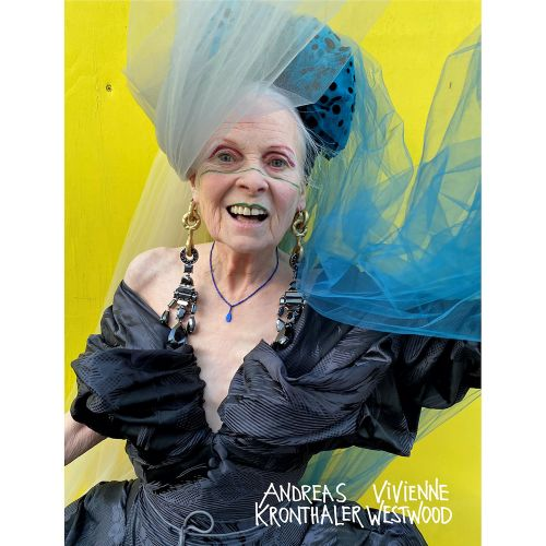 Campaigning From Home: Andreas Kronthaler Photographs Vivienne Westwood During Lockdown