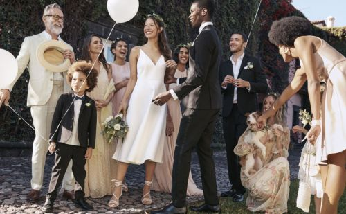 H&M launches a new collection of bridal wear