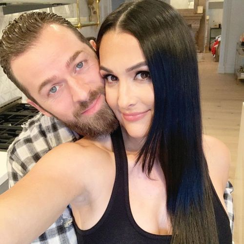 Nikki Bella Reveals How She and Artem Chigvintsev Keep 'That Spark': 'He Knows How to Grab Me'