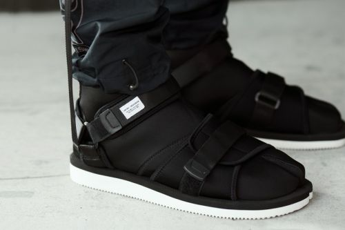 Maharishi and Suicoke Showcase a Tabi Sandal and Boot