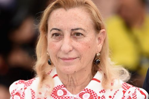 You'll Be Shocked by How Much Miuccia Prada Earns a Year