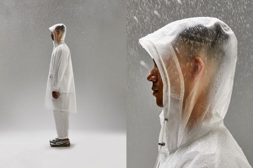 MKI Unveils Its Transparent Rainwear Collection