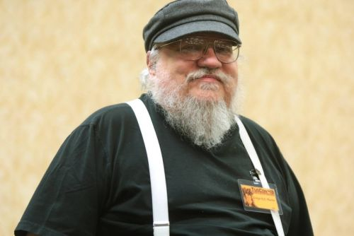 George R.R. Martin's 'The Ice Dragon' Gets an Animated Movie