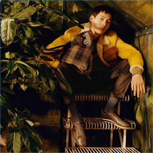Bally Returns to Nature for Fall '18 Campaign
