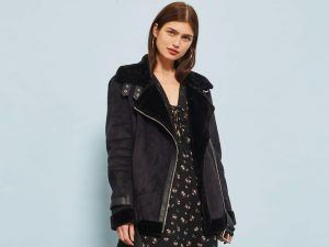 Topshop's Viral Biker Jacket Has Officially Landed In The Black Friday Sale
