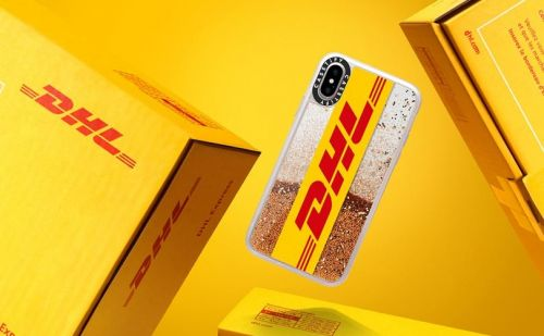 In Pictures: DHL x Casetify