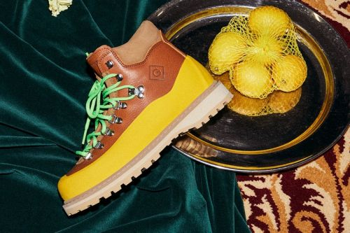 GANT Partners With Diemme for First Ever Footwear Collab