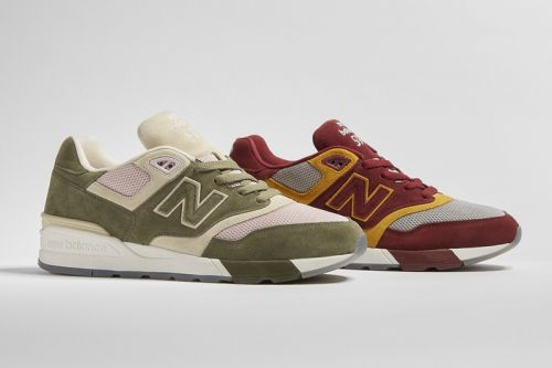 "Size? Unveils an Exclusive New Balance 597 ""Neotropic"" Pack"