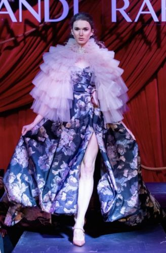 Couture Designer Randi Rahm Launches Couture/Ink: An Inclusive Evolution At New York Fashion Week
