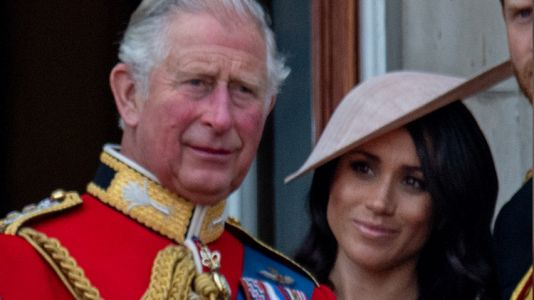 Prince Charles' Nickname for Meghan Markle Has Been Revealed and It's Just Adorable
