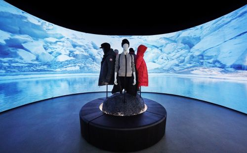 Canada Goose opens new concept store in Toronto