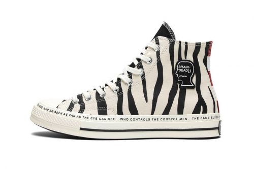 Brain Dead Readies a Multi-Pattern Converse Chuck Taylor All Star '70 Collab