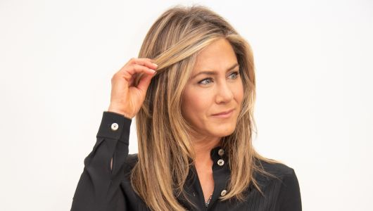 Pass The Remote! Jennifer Aniston Admits She Likes Watching TV Naked