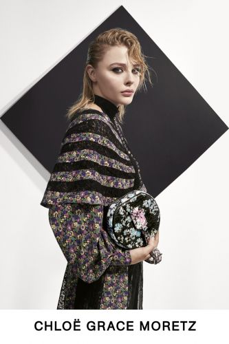 See Louis Vuitton's New Visuals, Starring Chloë Grace Moretz and Kelela