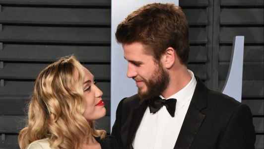 Miley Cyrus Makes A Series Of Sweet Birthday Posts For New Hubby Liam Hemsworth