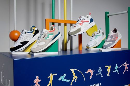 """Karhu Celebrates Olympic Heritage With Second """"All Around"""" Release"""