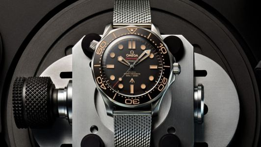 A look back at 007's timepiece archives