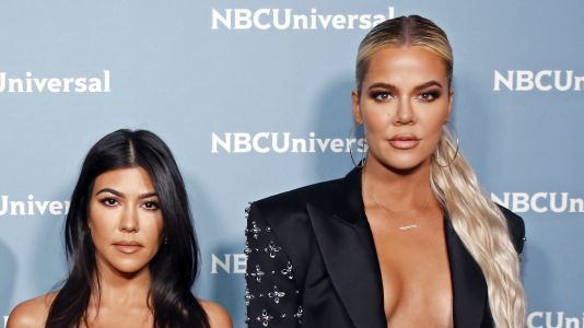 Kourtney Kardashian Says Khloé 'Deserves the World' Amid Cheating Scandal Drama on 'KUWTK'