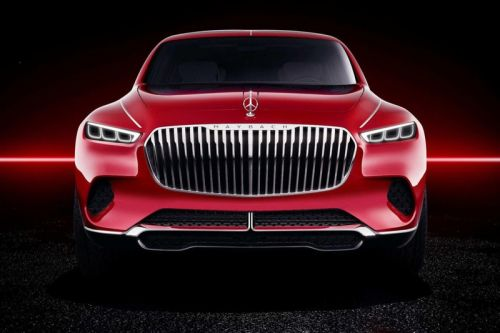 The Vision Mercedes-Maybach Ultimate Luxury Concept Is Huge