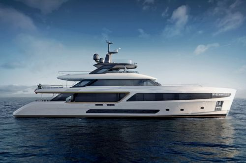 Benetti Motopanfilo Superyacht Is an Ode To the Legendary 1960s