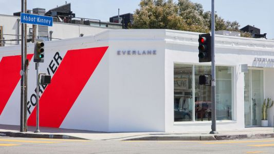 Inside Everlane's First Permanent L.A. Store