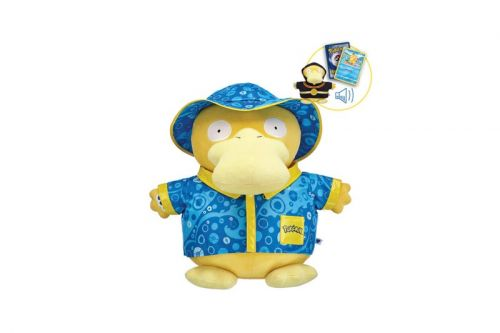 Build-A-Bear is Releasing Psyduck & Snubbull Plushies