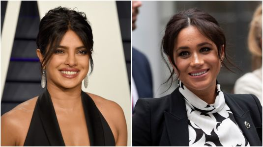 Priyanka Chopra Revealed She's Actually Not Upset at Meghan Markle for Missing Her Wedding