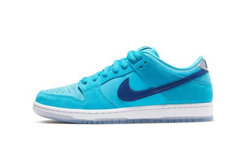 "Nike SB Dunk Low ""Blue Fury"" Gets Official Look and Release Date"