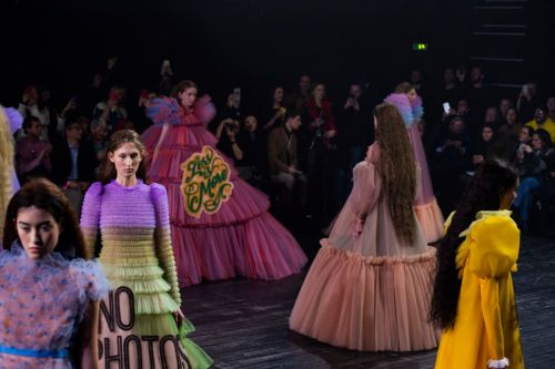 Hey, Quick Question: Which Viktor & Rolf Spring 2019 Couture Gown Are You?