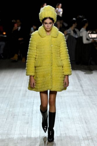 The Marc Jacobs NYFW Show Starred All Your Fave Models-and Miley Cyrus, Too