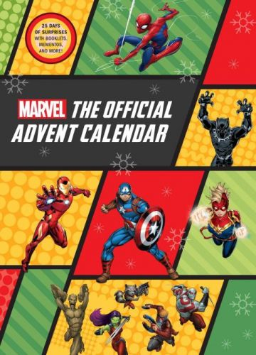 There's a Marvel Advent Calendar & It Includes Spider-Man & 'Guardians of the Galaxy' Ornaments-Get It Now