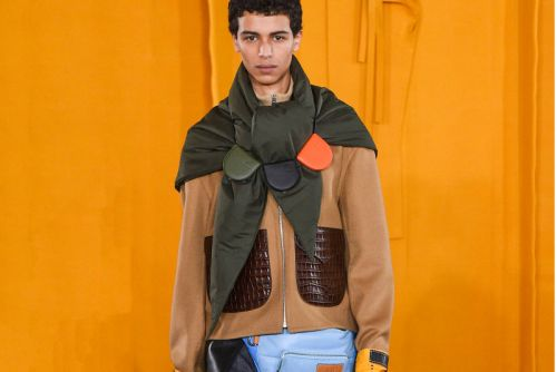 LOEWE Embraces Modern Art for FW19
