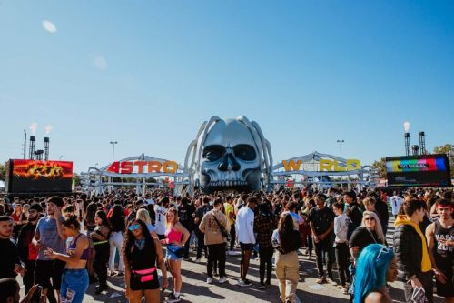 Here's What Went Down at Astroworld Festival 2019