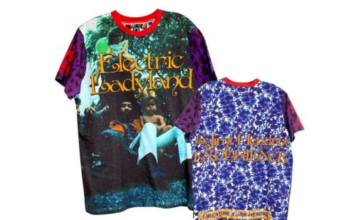 Libertine to launch fashion collection in honor of Jimi Hendrix