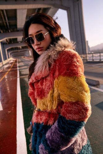 Peggy Gou has designed her own collection of sunglasses
