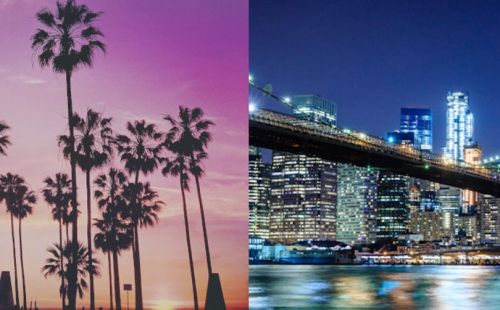 Battle of America's fashion capitals: New York City or Los Angeles