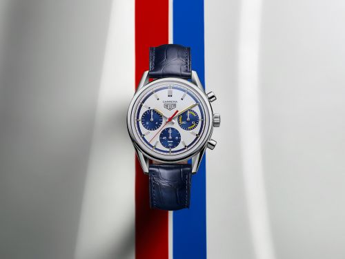 Tag Heuer's Birthday Celebrations Continue with a New Collector's Timepiece